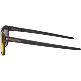 Oakley Latch Alpha Brillenglas Heren, matte black/prizm ruby polarized